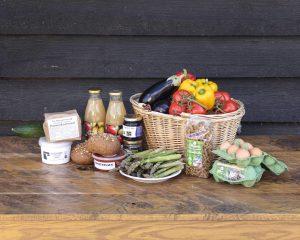 Boerbox Vega Vegatarische Maaltijdbox